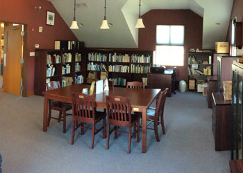 Birding and Natural History Library at the Blackwater NWR Visitor Center